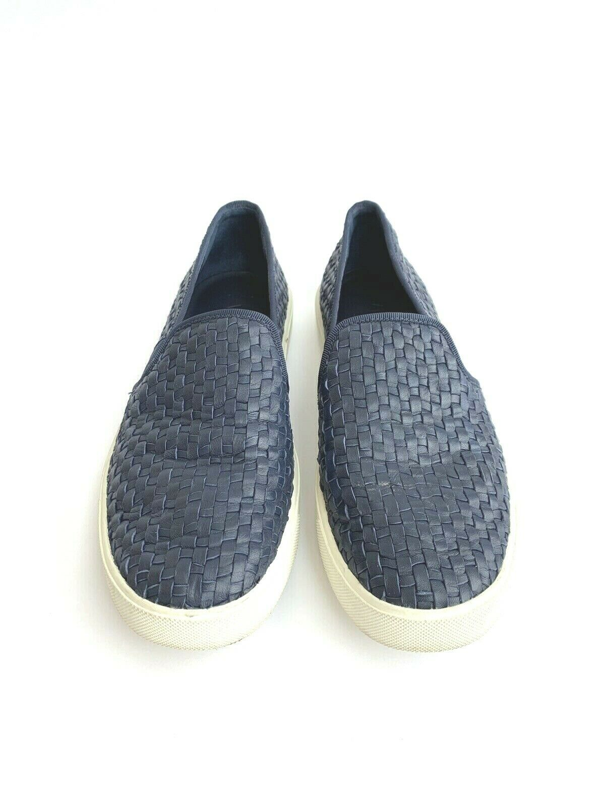 Vince Navy Women's Sneakers 5.5