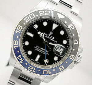 Rolex-GMT-Master-II-116710-BLNR-Steel-24Hr-Black-amp-Blue-Ceramic-Bezel-40mm-Watch