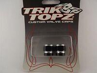 Brand Hex Two-tone Valve Caps Old School Bmx Fits Se Gt Hutch Redline