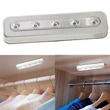 Unterbauleuchte Küche LED Lichtleiste Schrankleuchte Bewegungsmelder Batterie N.
