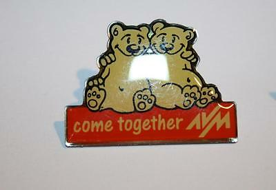 Qualified Come Together Avm Pin Pins/anstecknadeln Anstecker