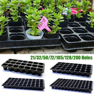 7Types-Garden-Seed-Nursery-Pot-Planting-Germination-Box-Tray-Kit-Plant-supply