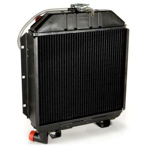 Kühler Wasserkühler Schlepper Case IH IHC 353 383 423 453 3131579R91 787141R92