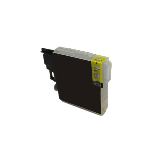 Tinta compatible  NON-OEM Color Negro Brother LC1100BK LC-1100 LC1100 BK