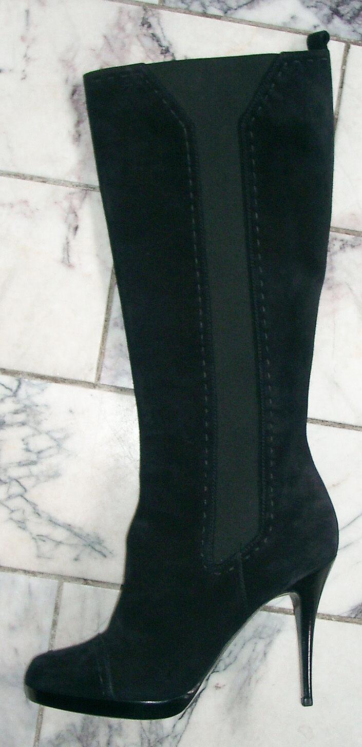 Yves Saint Laurent ~ Exclusive High Heel ~ Stivali ~ tg. 41 ~ Heel NUOVO 240b79