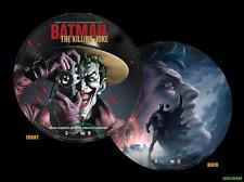 BATMAN:THE KILLING JOKE Soundtrack LP PICTURE DISC Unplayed NEW Vinyl