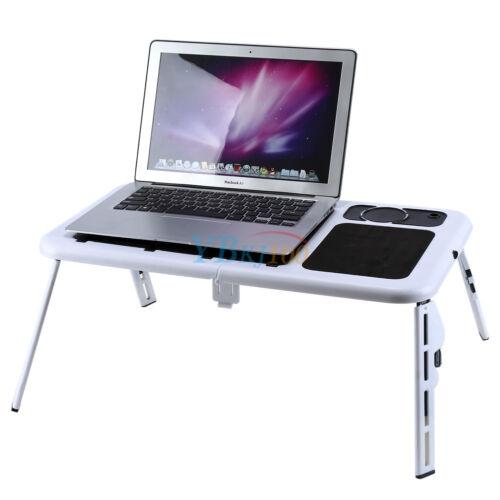 Laptoptisch Notebooktisch Faltbar Klapptisch Höhenverstellbar Betttisch Super SG
