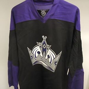 NHL Los Angeles Kings Hockey Jersey NEW Size Mens LG