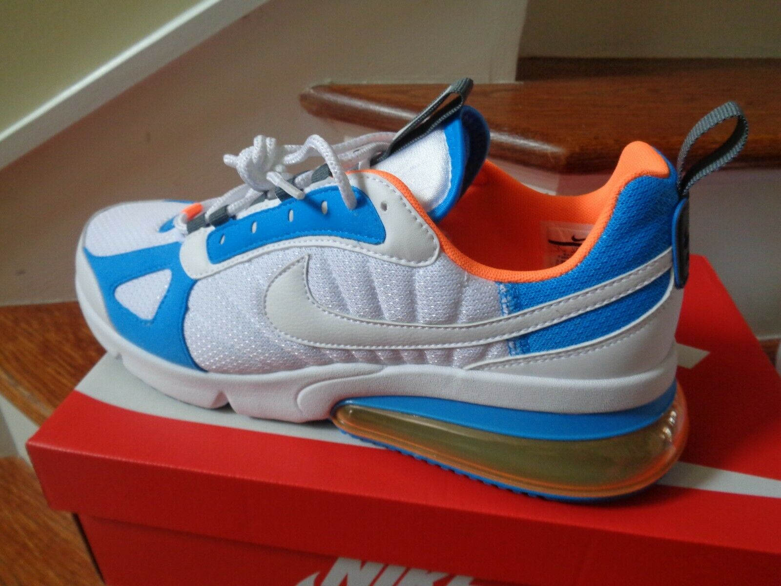 5e4c6194944 Nike Air Max 270 Futura Men's Running shoes, AO1569 100 NWB Size 9 ...