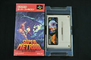 Complete-Super-Metroid-Rare-Japanese-Version-SNES-Free-Tracked-Shipping