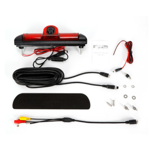 WSX Rückfahrkamera Camera für Fiat Ducato Citroen Relay Peugeot Boxer LED 170°