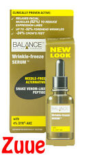 30ml Balance NEW LOOK Wrinkle-Freeze Serum Snake Venom Peptide with Syn-Ake