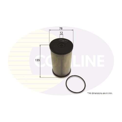 Genuine Comline Fuel Filter EFF151