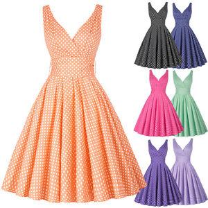 vintage 50er jahre stil kleid tanzkleid petticoat. Black Bedroom Furniture Sets. Home Design Ideas