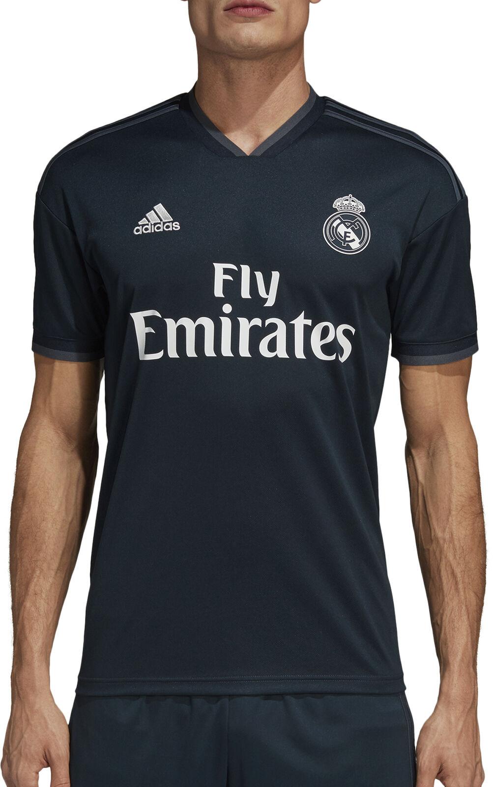 Adidas Adidas Adidas Real Madrid Away 2018 19 Mens Football Shirt aed313
