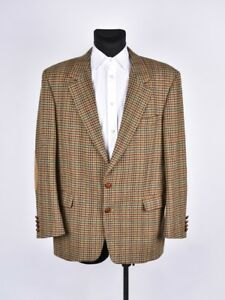 Gant-The-Blazer-Hombre-Vintage-Chaqueta-Americana-Talla-EU52-UK42-Genuino