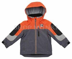 d48103f208bd London Fog Boys  Midweight Winter Fleece Lined Jacket