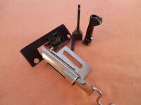 Juki Lu-562 Lu-563 Needle Plate,feed Dog,walking Foot,binder Choose Tape Size