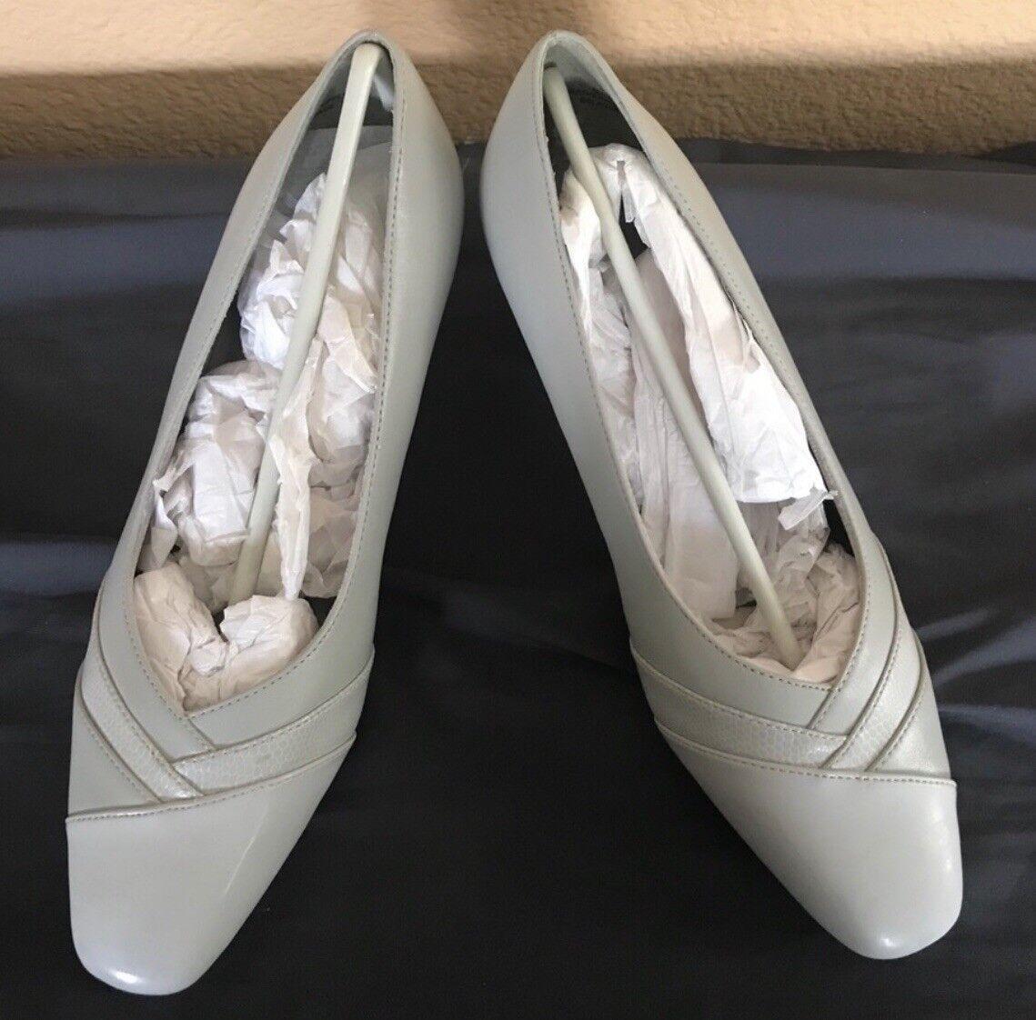 Naturalizer Low Low Low Heels SZ 6.5 NIB 5ec00a