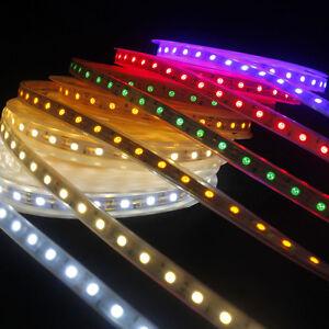 Led strip light 5050 smd rgb led tape ip67 waterproof led stripe bar image is loading led strip light 5050 smd rgb led tape mozeypictures Images