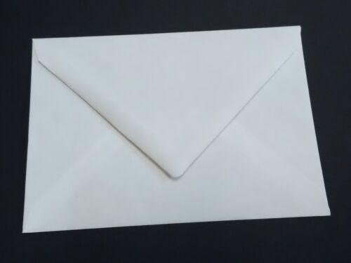 Briefumschlag Trauer DIN C6 Schattenbalken 100 STÜCK Kuvert TrauerpostBeileid