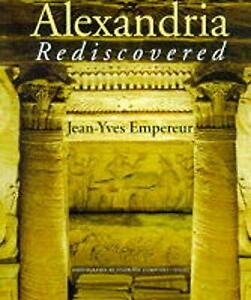 Alexandria-Rediscovered-Empereur-Jean-Yves-Used-Good-Book