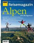 ADAC Reisemagazin Die Alpen (2014, Taschenbuch)