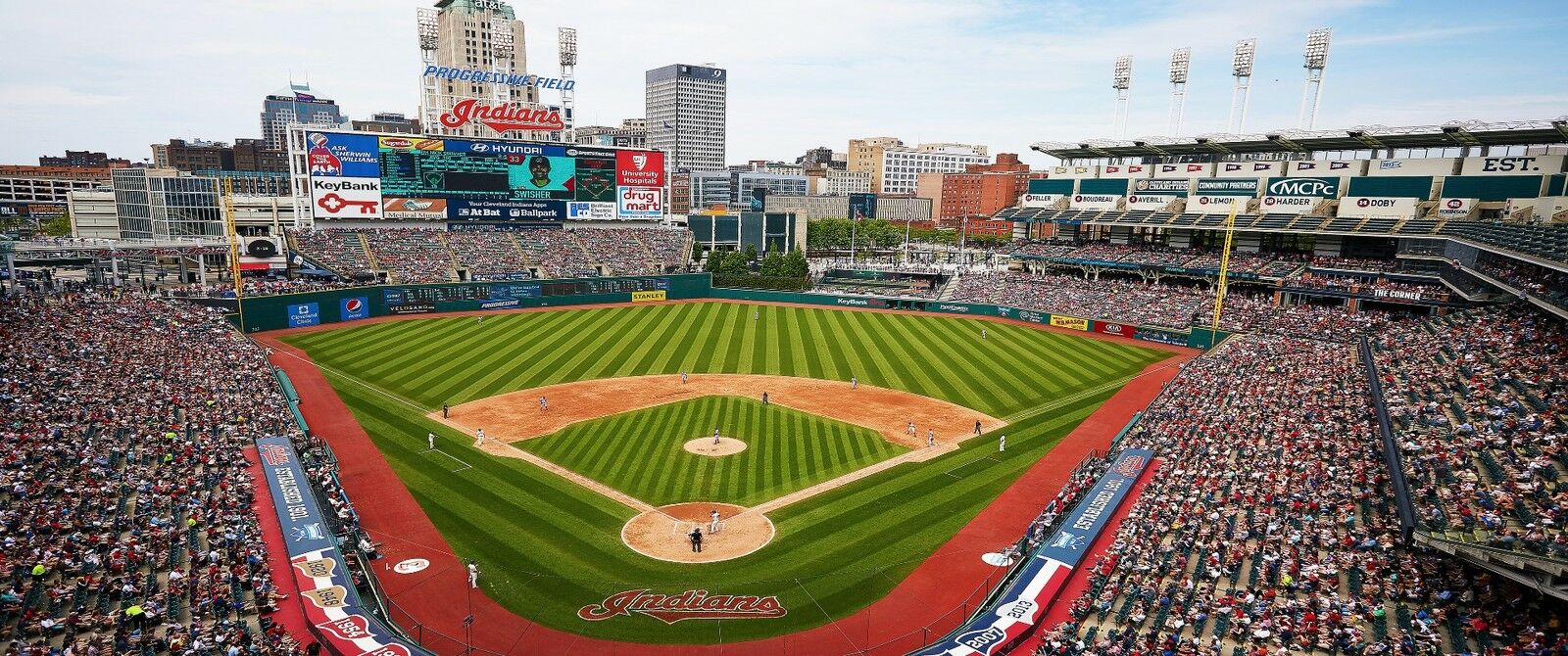 Kansas City Royals at Cleveland Indians Tickets (Fireworks)