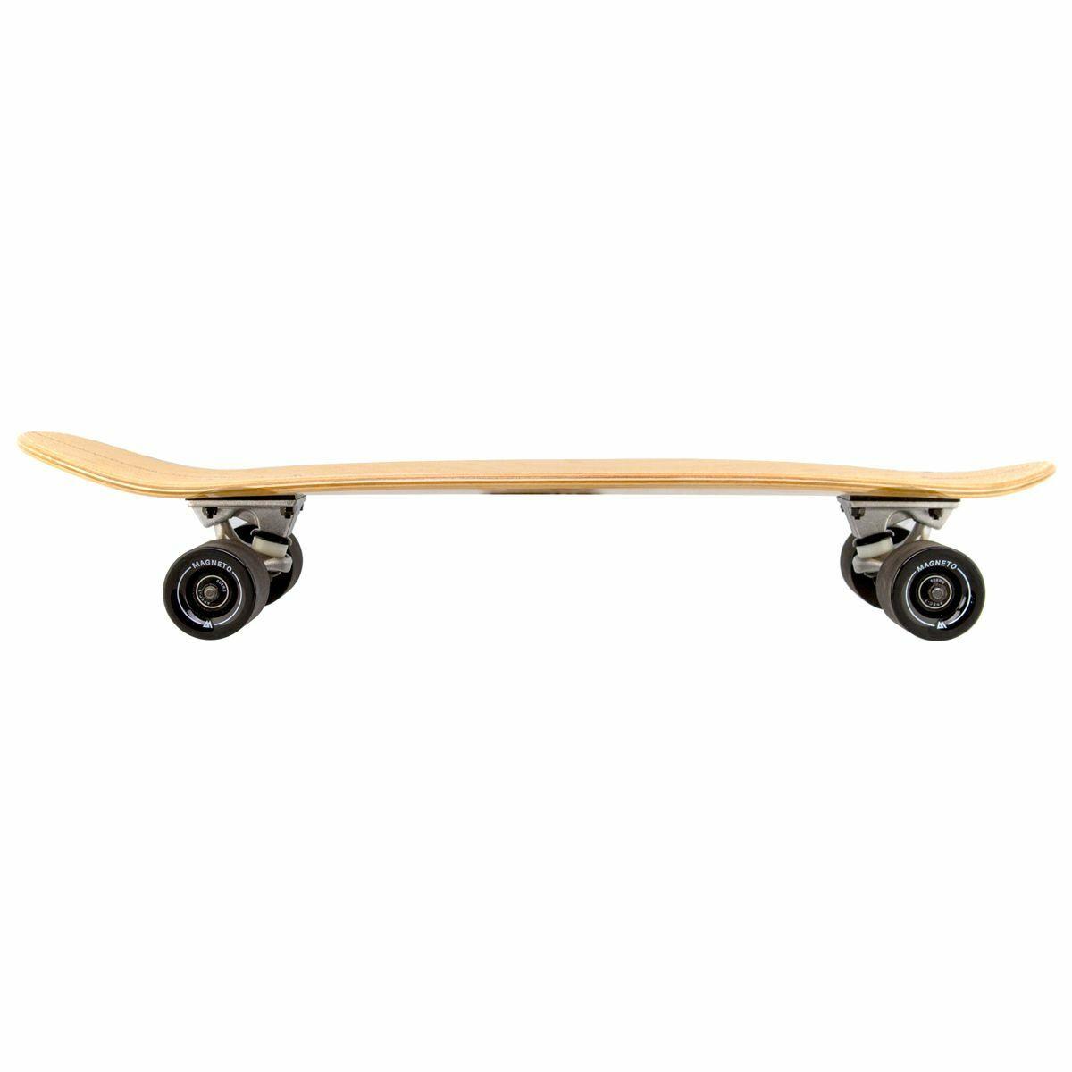 Magneto Mini Cruiser SkateboardComplete Set-UpDesigned for Kids /& Adults