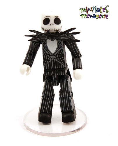 Nightmare Before Christmas Minimates aveugles Sac Series 3 Jack Skellington