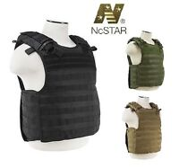 Vism Quick Release Operator Plate Carrier Vest Up To 11x14 Body Armor Pocket