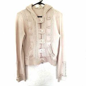 Anthropology-Lia-Molly-Wool-Crochet-Hooded-Sweater