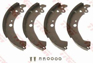 Shoe Axle Set Brake Rear Gs8192 Trw vqxwP4T0