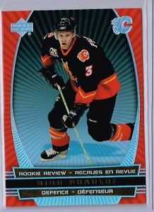 Dion-Phaneuf-Upper-Deck-2005-06-Mcdonalds-Rookie-Review