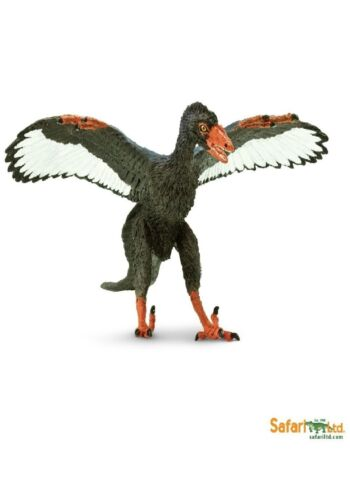 Archeopteryx 10,5 cm serie dinosaurios Safari Ltd 302829