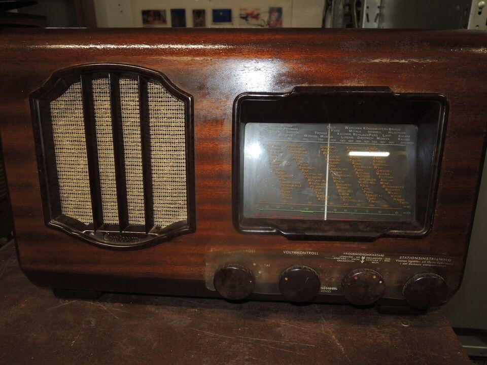 Rørradio, Centurion W51