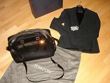 Original TOM FORD Gucci Bag Messenger 2.800 € Jades Luisaviaroma black Tasche