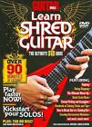 Guitar World Learn Shred Guitar DVD 2009 0038081348278