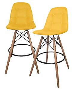 Leather-Bar-stool-Retro-Eiffel-style-Kitchen-Pub-Barstool-7-colour