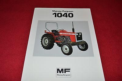 Massey Ferguson 270 Tractor Dealer/'s Brochure LCOH