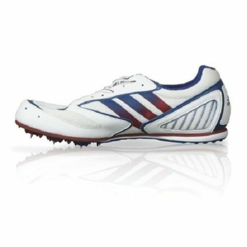 Adidas Men's Titan LD, White/Red/Blue, 10.5 M US Wild casual shoes