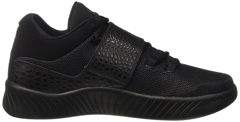 Uomo Nike Jordan J23 Nero Sautope da Basket 854557 001 Sautope classeiche da uomo