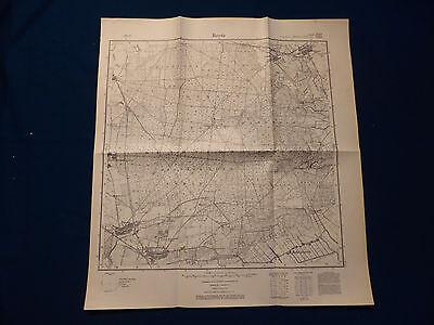 Landkarte Meßtischblatt 3144 Beetz, Sommerfeld, Rüthnick, Löwenberg, Von 1945 Den Menschen In Ihrem TäGlichen Leben Mehr Komfort Bringen