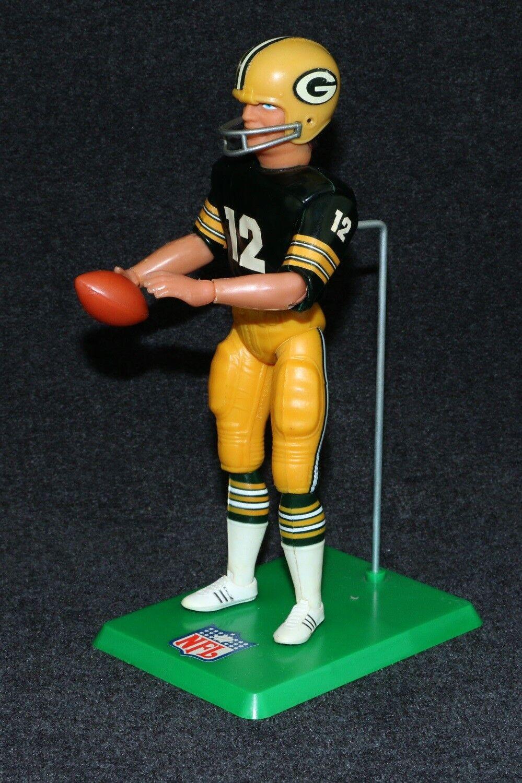 Equipo de acción de la NFL Mate 1977 jugador de fútbol verde Bay Packers