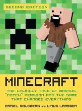 """Minecraft, Second Edition: The Unlikely Tale of Markus """"Notch"""" Persson and the G"""