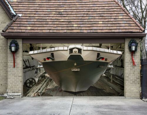 3D Aircraft Garage Door Murals Wall Print Decal Wall Deco AJ WALLPAPER UK