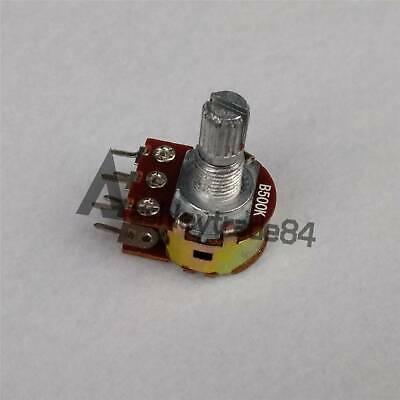 10pcs Linear Dual Taper Rotary Potentiometers RD1480-02A 50K OHM 20mm NEW