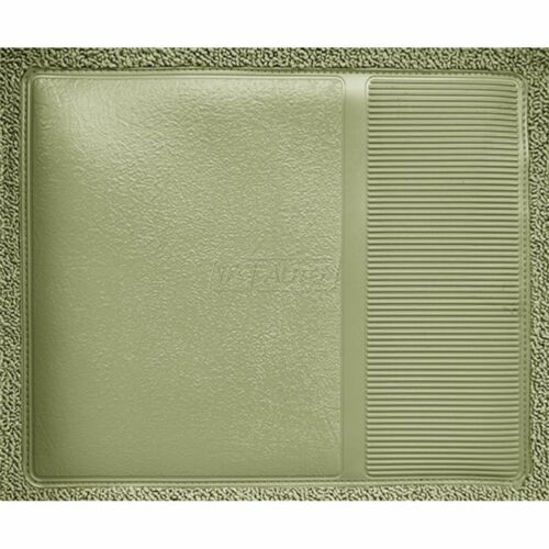 for 60-65 Falcon 4 Dr Wagon Auto 80//20 Loop 14-Moss Green Complete Carpet Molded