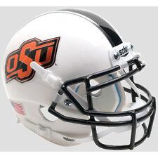 OKLAHOMA STATE COWBOYS (WH/BLK/GRY) Schutt XP Mini Helmet