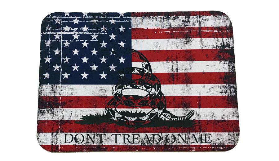Yeti Tundra 75qt Cooler Pad Dont Tread On Me USA Flag